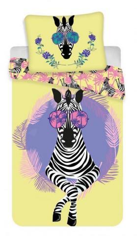 Povlečení fototisk Zebra