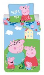 Povlečení Peppa Pig 037