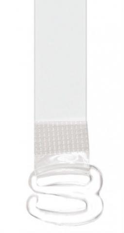 Silikonová ramínka Julimex kovový háček RT04