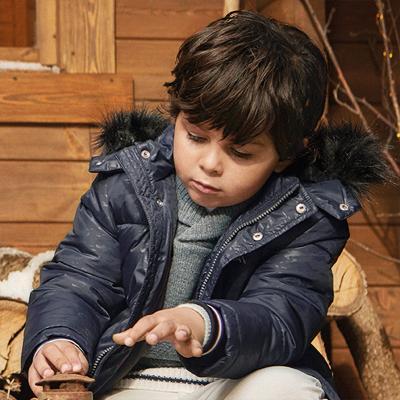 Zimní chlapecká bunda 4476